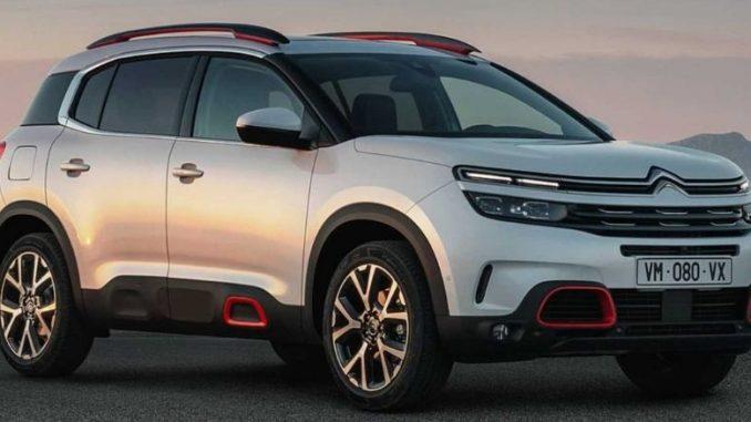 Citroën C5 Aircross le nouveau modèle
